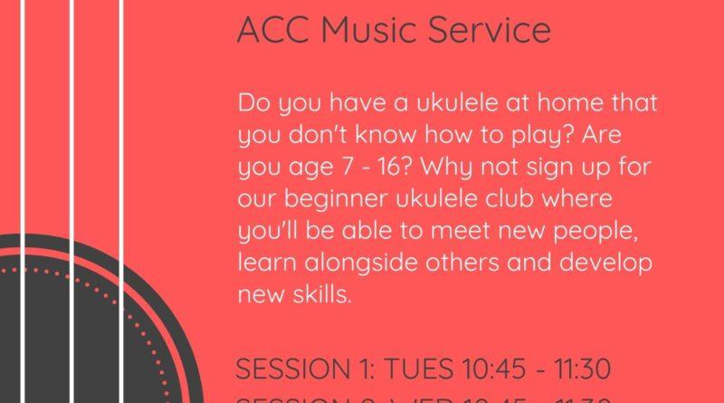 Ukelele Club