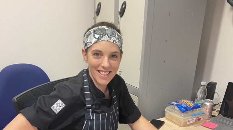 Best Wishes Steph The Chef